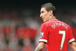 di maria 266x179 Home, Manchester United News