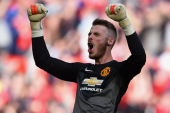 De Gea once again proves he is one of the world's best goalkeepers