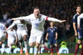 Wayne Rooney brace against Scotland leaves him close to all-time record