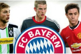 bayern 266x179 Home, Manchester United News