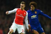 Player Ratings: Arsenal 1-2 Man Utd – De Gea steals the show