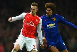arsenal fellaini twitter premierleague 266x179 Home, Manchester United News