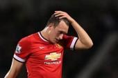 Van Gaal leaves fans in dark over Jones, Evans and Rafael fitness